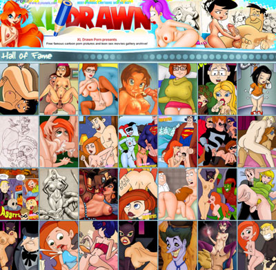 XLDrawn.com ? cartoon porn for free! by admin - January 14th, 2009